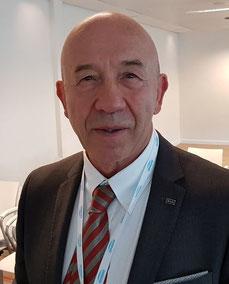 TIACA Secretary General Vladimir Zubkov  -  image: CFG/hs