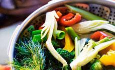 La cottura delle verdure: trucchi e consigli