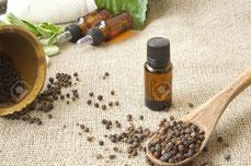 Olio essenziale di pepe nero: proprietà e benefici