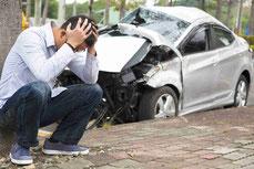 choque de auto - abogados en seguros - cobro de seguros