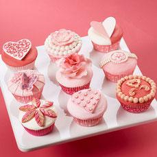 wiltonカップケーキ