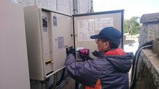 太陽光 パネル 点検 ツール ソラメンテ ユーザー レポート 富士テクニカル 接続箱