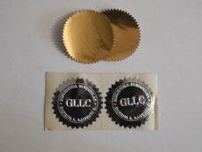 sellos de realce, sellos secos, sellos de alto relieve