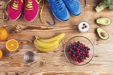 Laufen und Ernährung sind nicht zu trennen