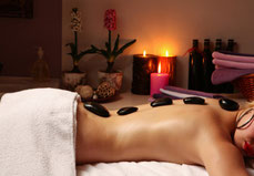 Hot Stone Massage Warmsteinmassage Basel Entspannen Stress