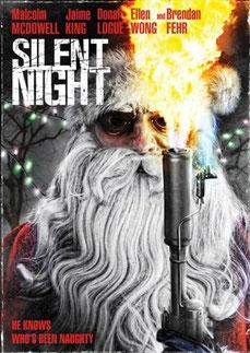 Silent Night - Le Père Noël Tueur de Steven C. Miller - 2012 / Slasher - Horreur