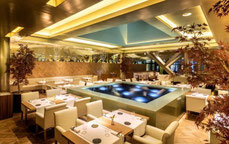Oria - рестораны Барселоны со звездой Мишлен