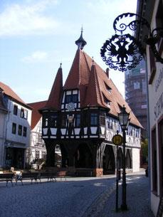 Berühmtes Michelstädter Rathaus