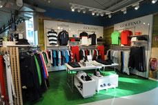 Golf-Bekleidung aller führenden Marken