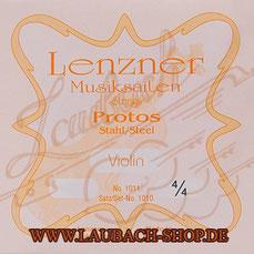 Lenzner Protos - Saiten für Violine