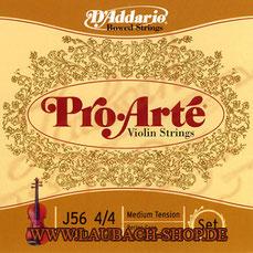 D'Addario Pro Arte - Saiten für Violine