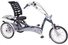 Easy Rider: Komfortables Dreirad