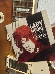 "Gary Moore ""Live from London""."