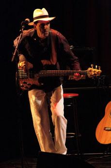 Richard Gault - Train Théâtre Portes-lès-Valence le 28 février 2014