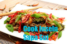 Sapa Sui Rezept Chop Suey  Chinesisches Us Amerikanisches