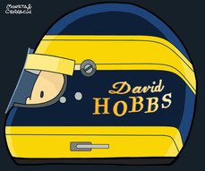 David Hobbs by Muneta & Cerracín