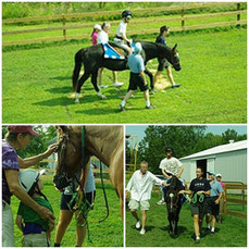 Image: Talisman Therapeutic Riding