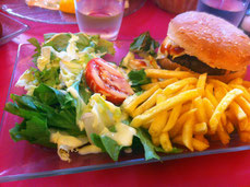 Burger du Gourmand, Paris 08