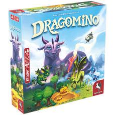 Kinderspiel des Jahres 2021 Dragomino Pegasus Spiele