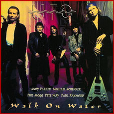 U.F.O. Re-Union Album - Walk On Water Album (1995/1997)