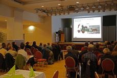Das Publikum der Fachtagung vom 27.09.2014