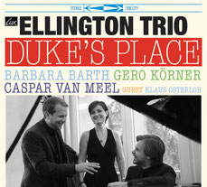 Ellington Trio CD - Duke´s Place