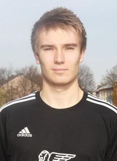 Führte das Team als Kapitän aufs Feld: Marius Neumann.