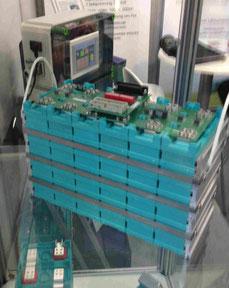 Stromspeicher sind die Zukunft im Bild Beispiel eines Stromspeichers