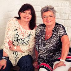 Silvia Filz & Sigrid Konopatzki Autorinnen Schriftsteller Belle Époque Verlag Truckerliebe