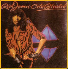 Rick James - 1983 / Cold Blooded
