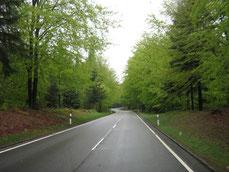 Carretera de Castilla y León