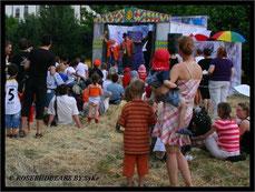 Märchenerzähler beim Märchenfest in Hannover