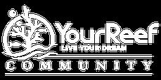 YourReef Community Logo TheReefClub weiß