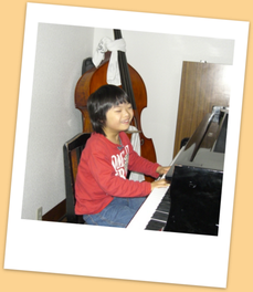 音を楽しみながら学んでいきます。