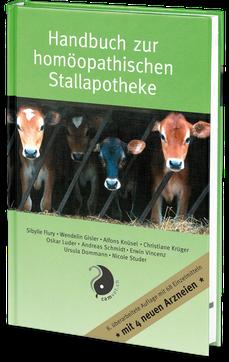 Handbuch zur homöopathischen Stallapotheke Tierhomöopathie