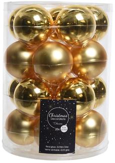 Kerstballen in alle kleuren, vandaag besteld, morgen in huis!