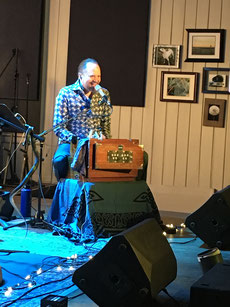Sean Johnson and The Wild Lotus Band