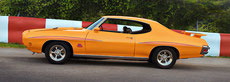 PONTIAC GTO THE JUDGE 1970