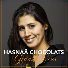 Portrait Grand Chocolatier : Hasnaâ Chocolats