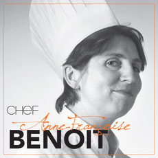 Portrait Grand Chocolatier : Anne-Françoise Benoit
