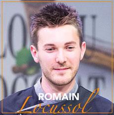 Portrait Grand Chocolatier : Romain Locussol