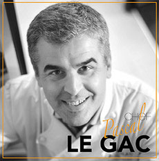 Portrait Grand Chocolatier : Pascal Le Gac