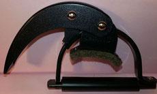 capodastros hamilton noir
