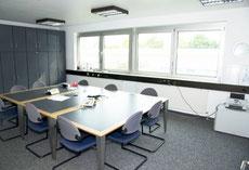 Büroäume zur Akteneinsicht