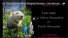 Les rats par Olivia Rosenthal et Eryck Abecassis