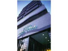 ホテルアークタワー高円寺の外観