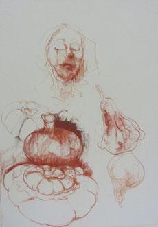 Tomasz Zielinski Zeichnung IV