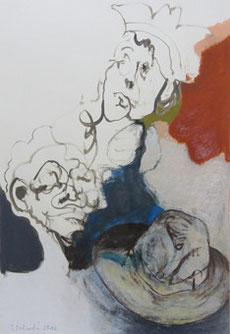 Tomasz Zielinski Zeichnung V