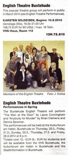 VHS-Programm Frühjahr 2014, S. 79