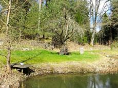 Furugården – park